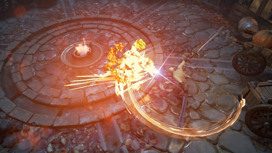 Blade II - The Return Of Evil Review - Screenshot 1 of 4