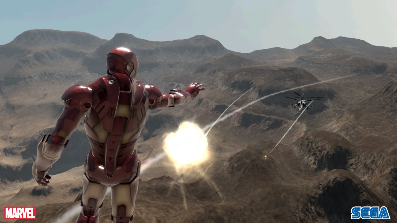 Iron Man Screenshot