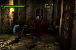 Devil May Cry Screenshot