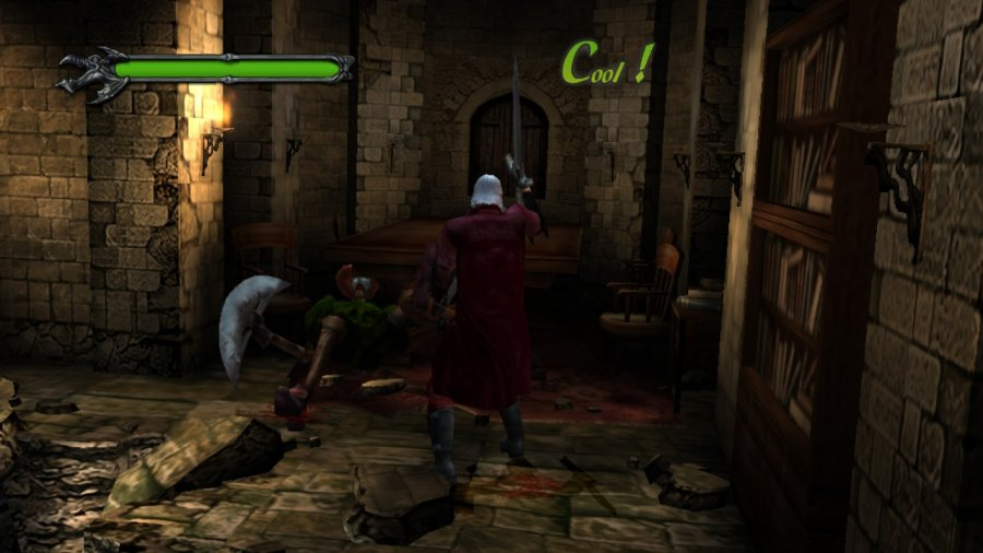 Devil May Cry Review - Screenshot 2 of 3