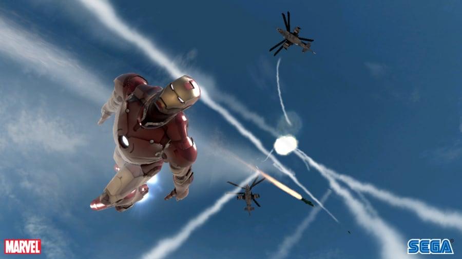 Iron Man Review - Screenshot 1 of 4