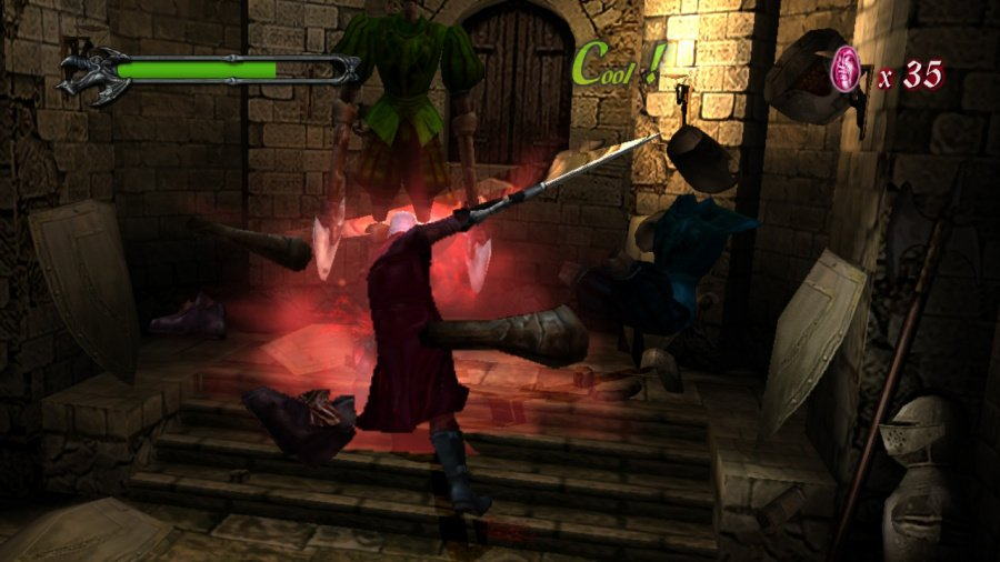 Devil May Cry Review - Screenshot 1 of 3