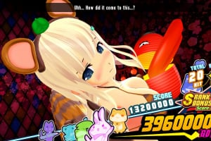 Senran Kagura: Peach Ball Screenshot