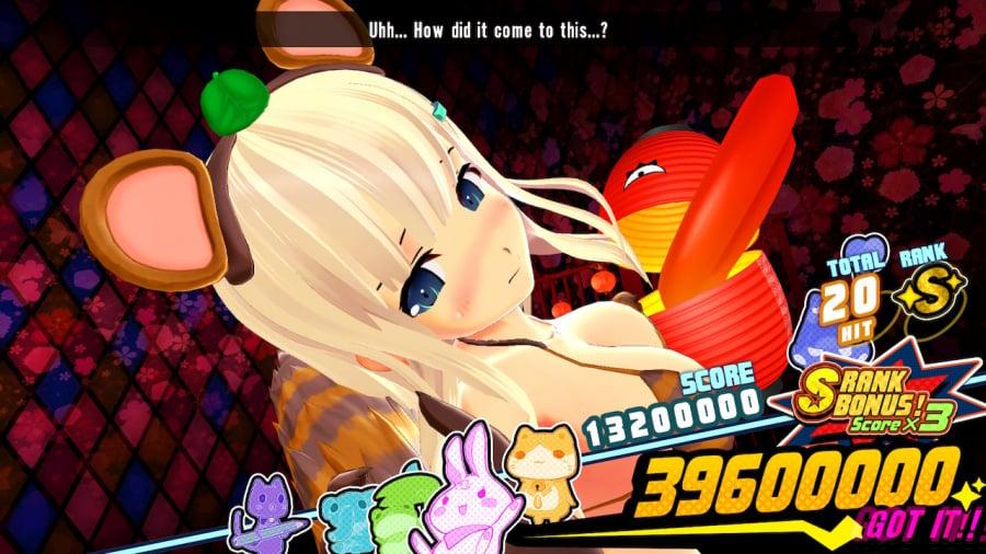 Senran Kagura: Peach Ball Review - Screenshot 3 of 6