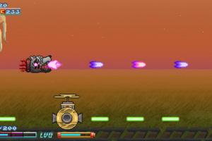 Q-YO Blaster Screenshot