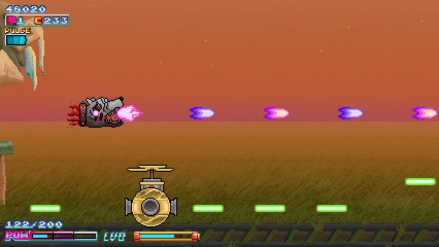 Q-YO Blaster Review - Screenshot 1 of 4