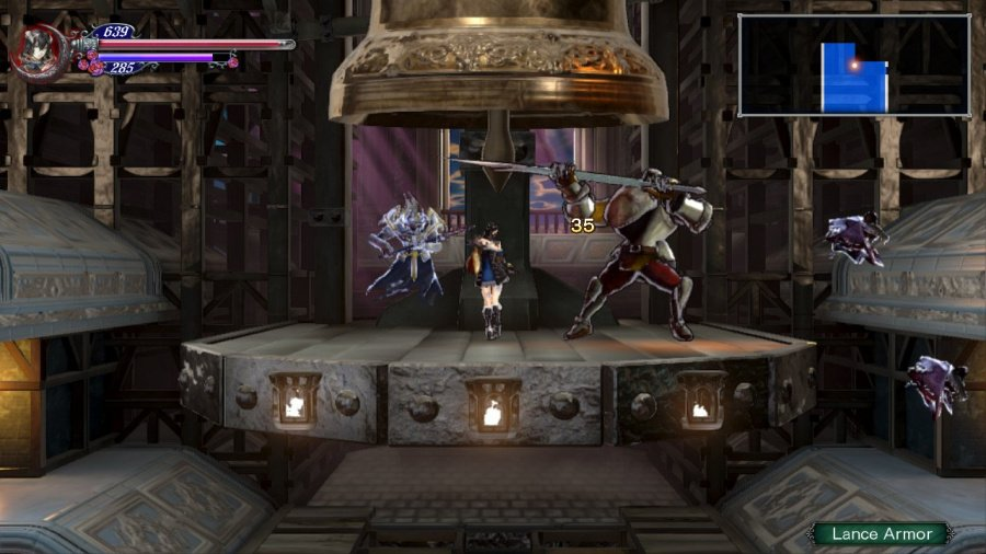 Bloodstained: Ritual of the Night Review - Screenshot 6 of 9