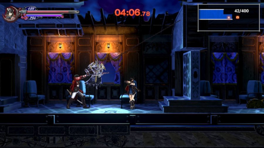 Bloodstained: Ritual of the Night Review - Screenshot 4 of 9