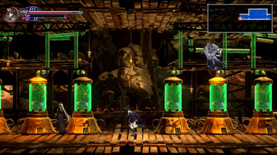 Bloodstained: Ritual of the Night Review - Screenshot 9 of 9