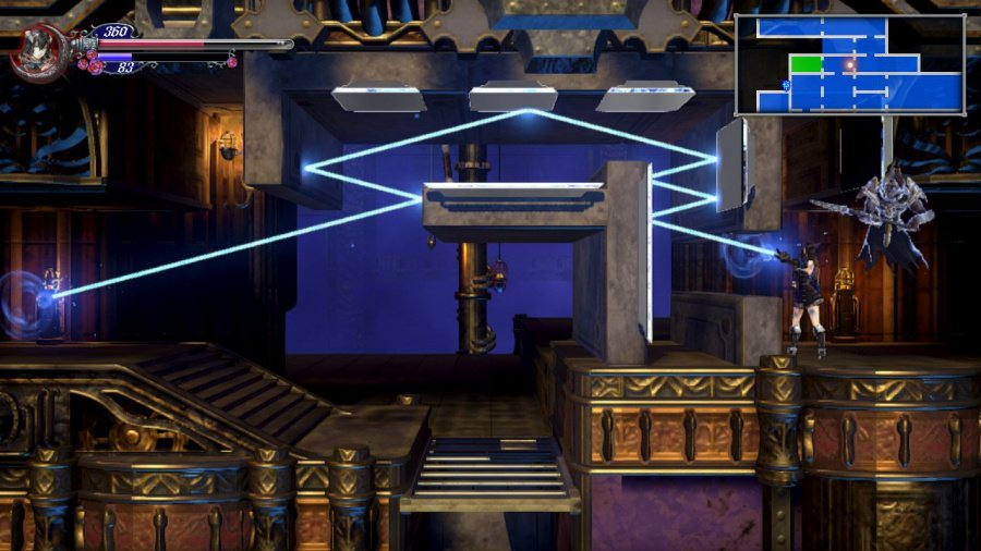 Bloodstained: Ritual of the Night Review - Screenshot 1 of 6