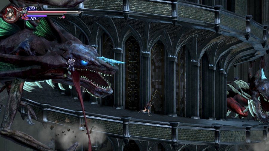 Bloodstained: Ritual of the Night Review - Screenshot 2 of 9