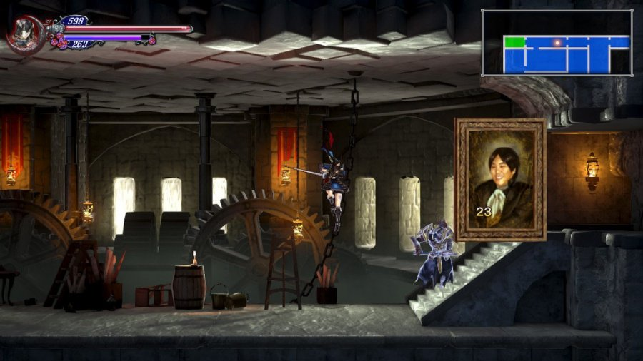 Bloodstained: Ritual of the Night Review - Screenshot 7 of 9