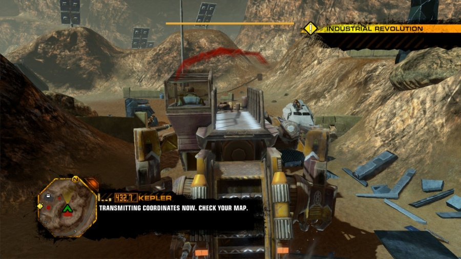 Red Faction: Guerrilla Re-Mars-tered Review - Screenshot 3 of 4