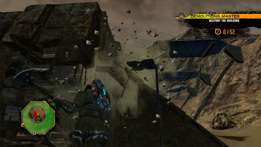 Red Faction: Guerrilla Re-Mars-tered Review - Screenshot 4 of 4