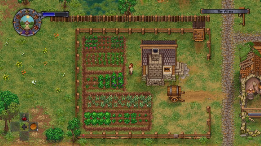 Graveyard Keeper Review - Screenshot 1 of 4