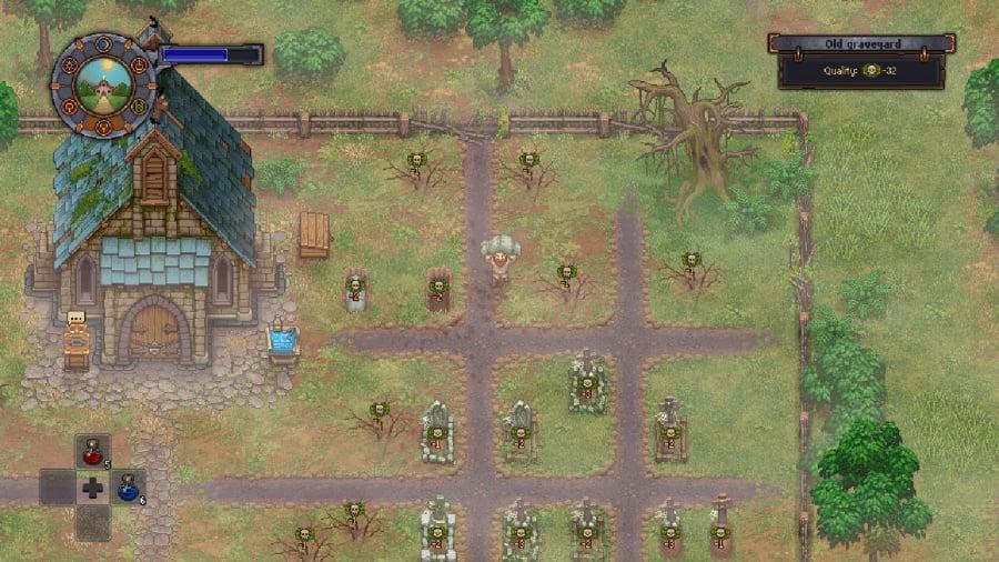 Graveyard Keeper Review - Screenshot 1 of 4