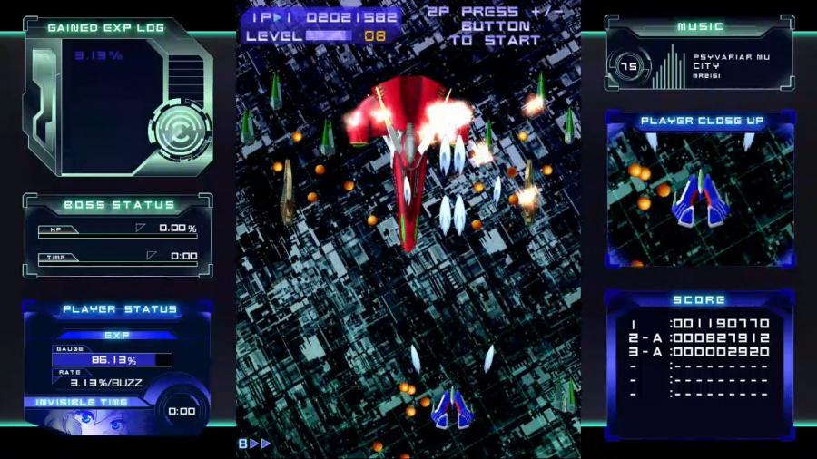 Psyvariar Delta Review - Screenshot 1 of 3
