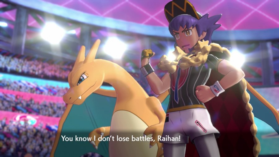 Pokémon Sword and Shield Review - Screenshot 1 of 11