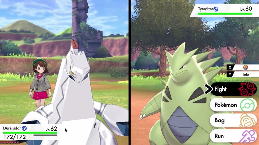 Pokémon Sword and Shield Review - Screenshot 2 of 11