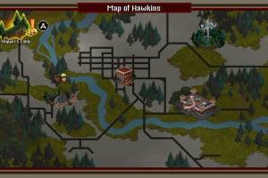 Stranger Things 3: The Game Screenshot