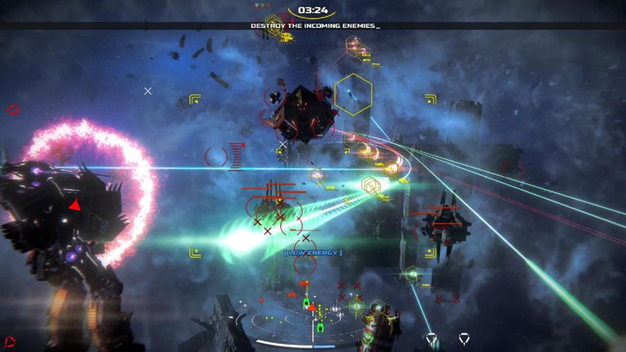 War Tech Fighters Review - Screenshot 4 of 4