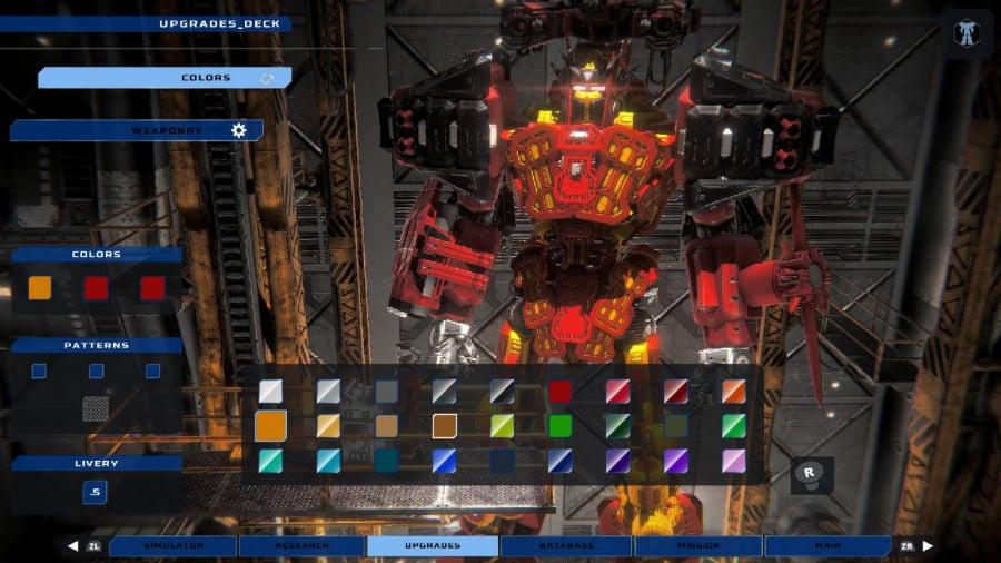 War Tech Fighters Review - Screenshot 1 of 4