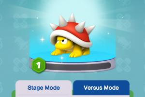 Dr. Mario World Screenshot