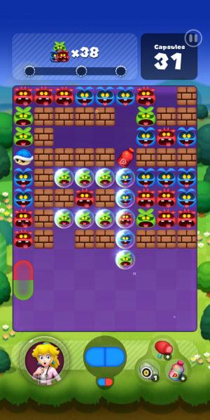 Dr. Mario World Review - Screenshot 1 of 5