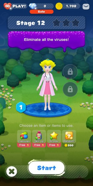 Dr. Mario World Review - 스크린 샷 4 of 5
