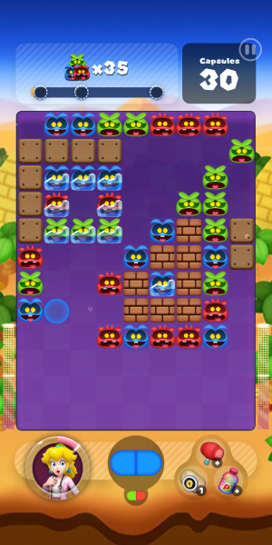 Dr. Mario World Review - Screen Capture 2 out of 5