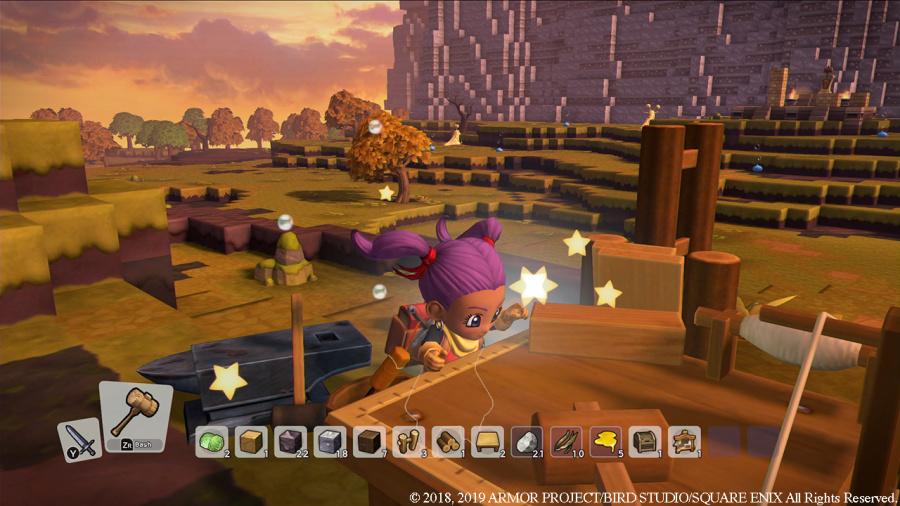 Dragon Quest Builders 2 Review - Screenshot 3 of 7