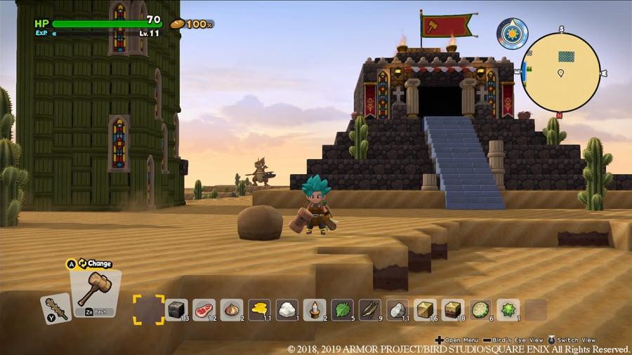 Dragon Quest Builders 2 Review - Screenshot 7 of 7