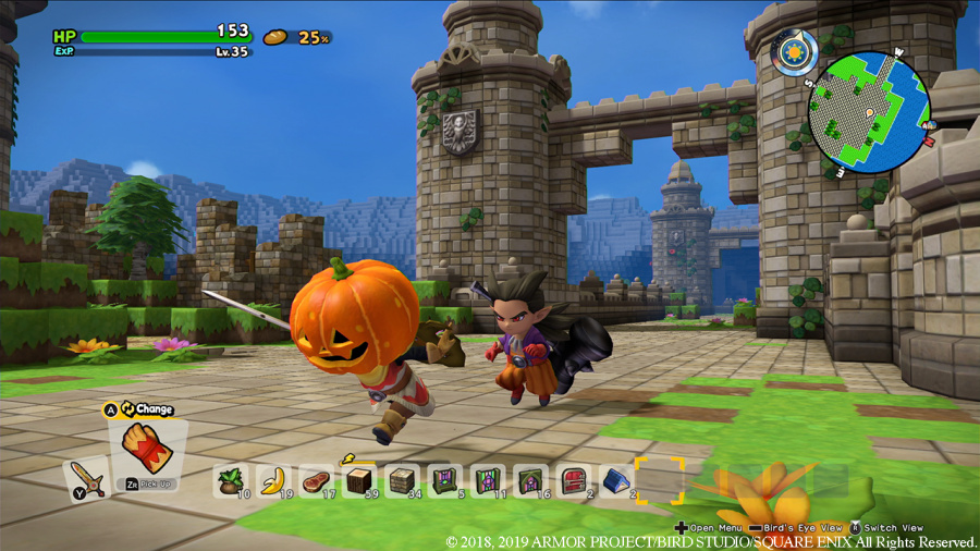 Dragon Quest Builders 2 Review - Screenshot 1 of 7