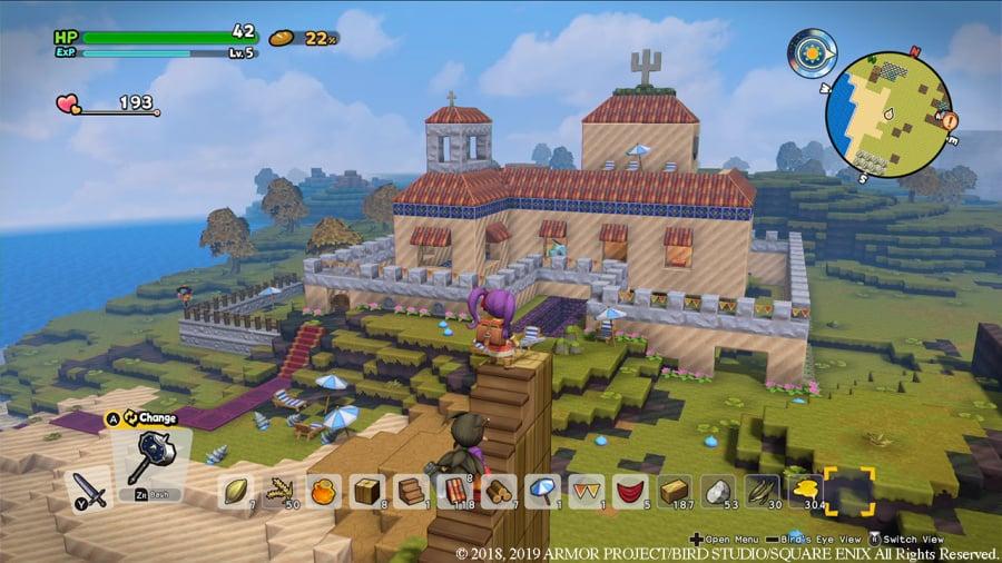 Dragon Quest Builders 2 Review - Screenshot 6 of 7