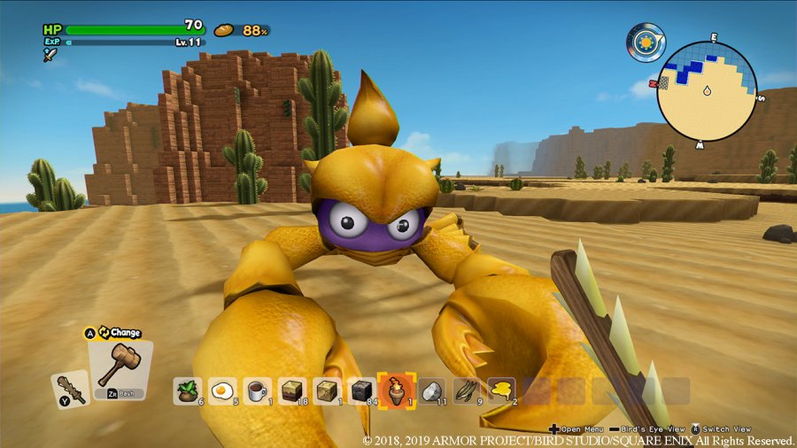 Dragon Quest Builders 2 Review - Screenshot 1 of 7
