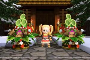 Dragon Quest Builders 2 Screenshot