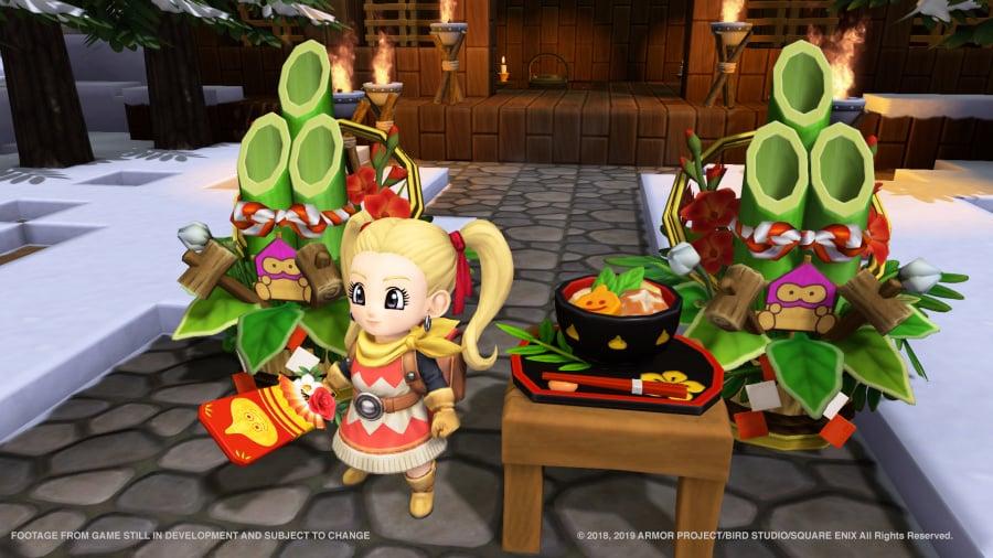 Dragon Quest Builders 2 Review - Screenshot 5 of 7