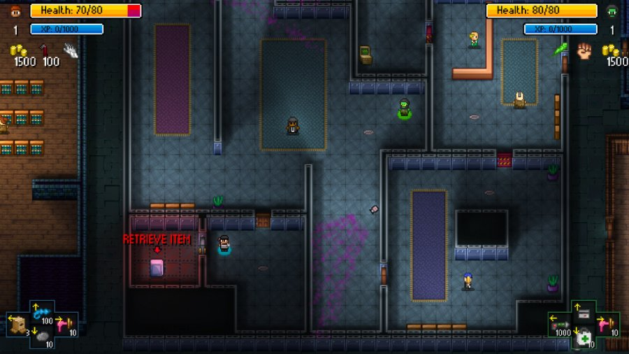 Streets of Rogue Review - Screenshot 3 of 4