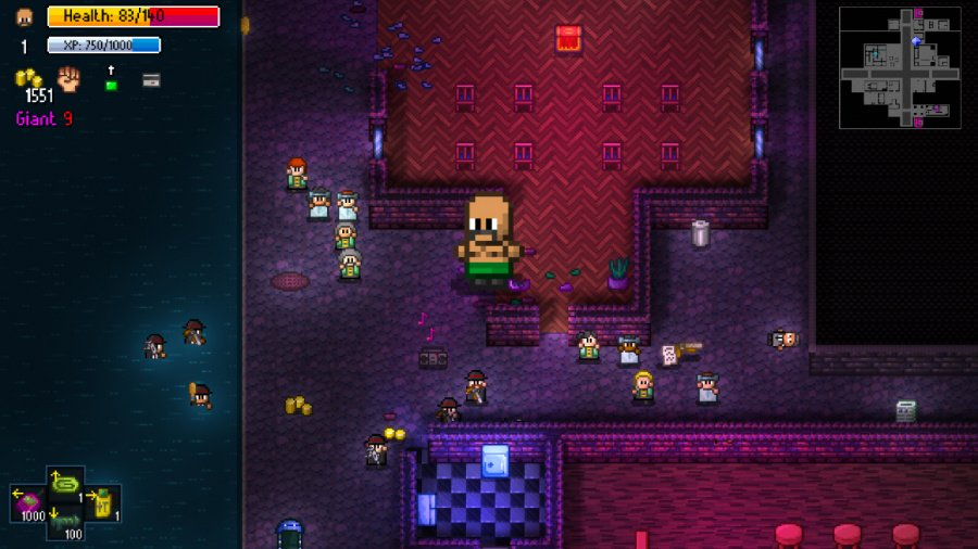 Streets of Rogue Review - Screenshot 4 of 4