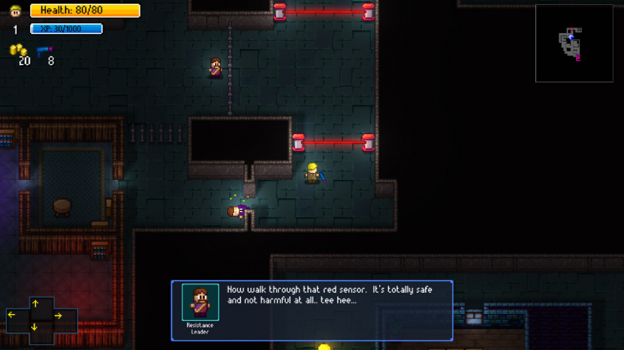 Streets of Rogue Review - Screenshot 2 of 4