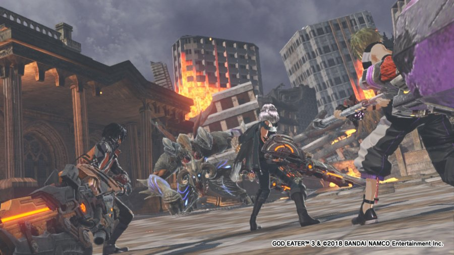 God Eater 3 Review - Screenshot 2 of 4