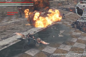 God Eater 3 Screenshot