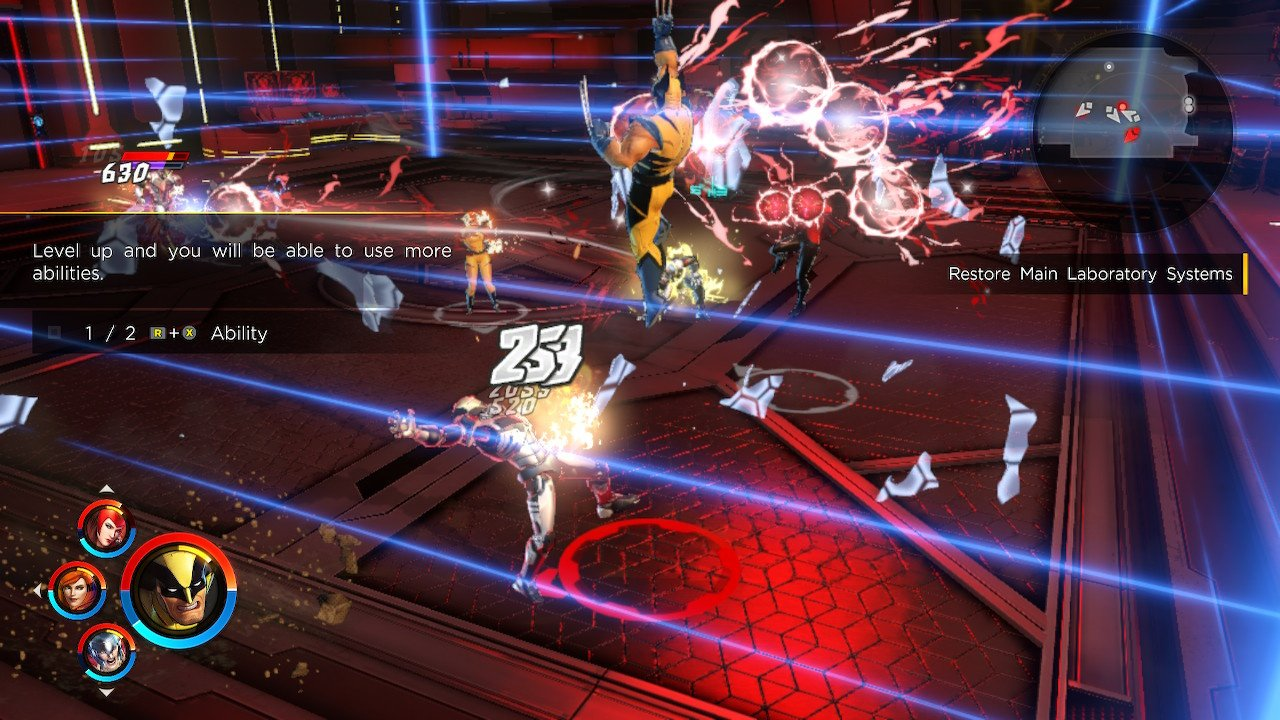 Marvel Ultimate Alliance 3: The Black Order Review (Switch