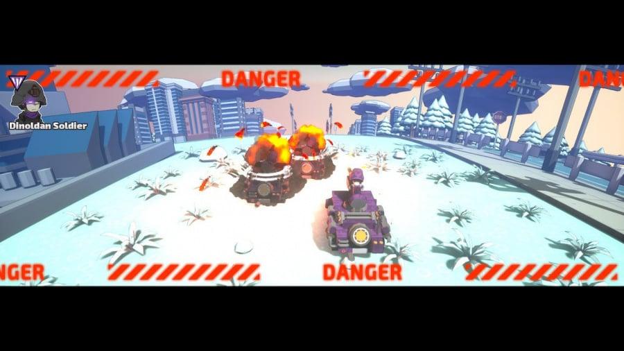Tiny Metal: Full Metal Rumble Review - Screenshot 6 of 6