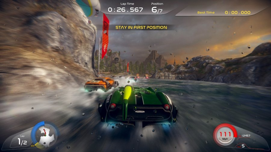 Rise: Race The Future Review - Screenshot 2 of 5