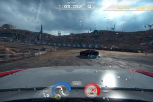 Rise: Race The Future Screenshot
