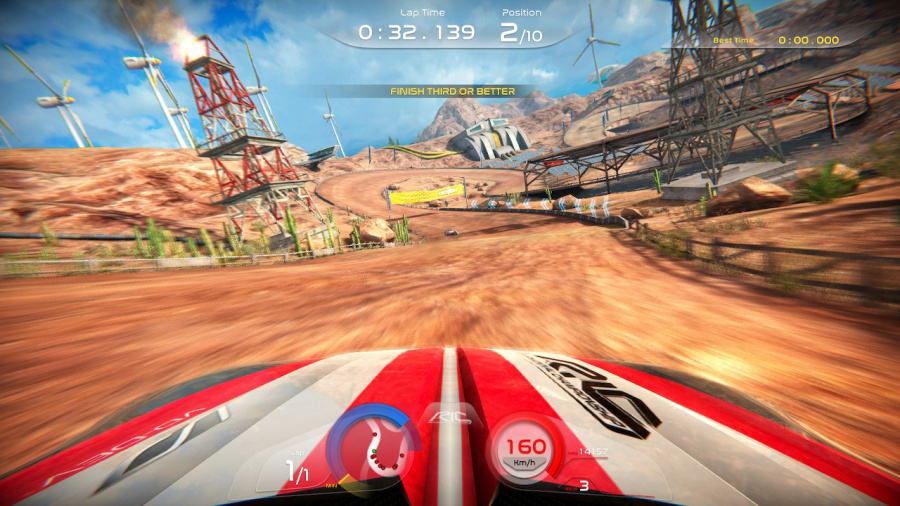 Rise: Race The Future Review - Screenshot 3 of 5