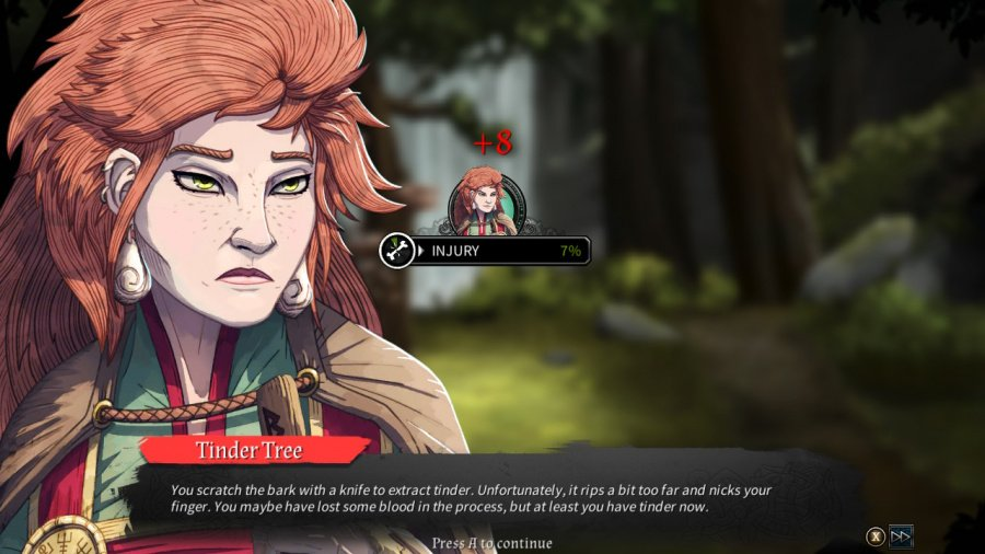 Dead in Vinland: True Viking Edition Review - Screenshot 1 of 5