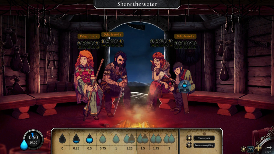 Dead in Vinland: True Viking Edition Review - Screenshot 2 of 5