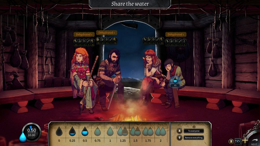 Dead in Vinland: True Viking Edition Review - Screenshot 1 of 4